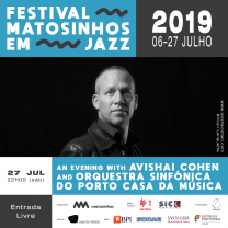 An Evening with Avishai Cohen and Orquestra Sinfónica do Porto Casa da Música