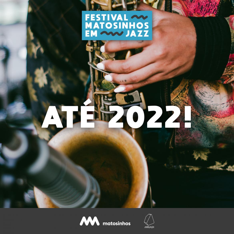 Festival Matosinhos em Jazz 2019 - CARTAZ